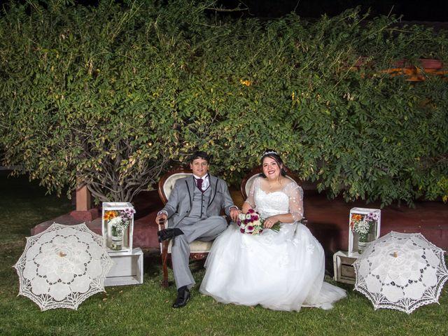 El matrimonio de José y Yessenia en Pirque, Cordillera 2