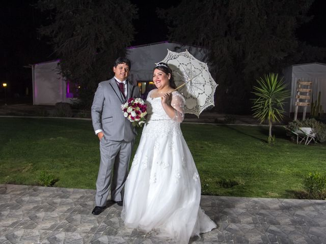 El matrimonio de José y Yessenia en Pirque, Cordillera 34