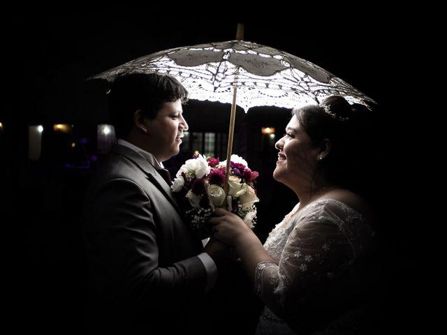 El matrimonio de José y Yessenia en Pirque, Cordillera 35