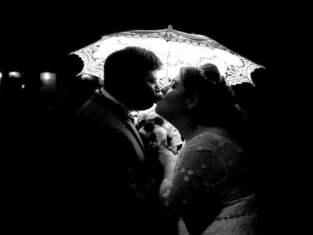 El matrimonio de José y Yessenia en Pirque, Cordillera 36
