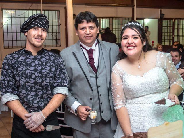 El matrimonio de José y Yessenia en Pirque, Cordillera 40