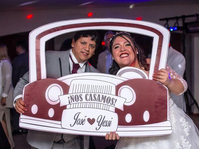 El matrimonio de José y Yessenia en Pirque, Cordillera 43
