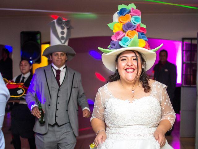 El matrimonio de José y Yessenia en Pirque, Cordillera 45