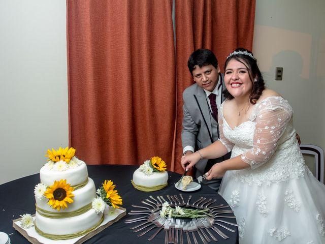 El matrimonio de José y Yessenia en Pirque, Cordillera 50