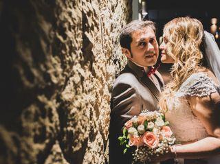 El matrimonio de Edison y Lorena