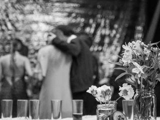 El matrimonio de Luciana y Sebastián 1