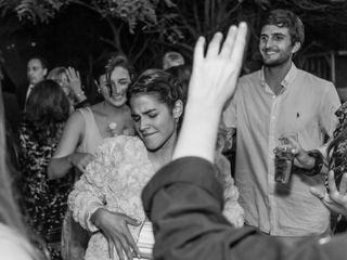 El matrimonio de Luciana y Sebastián 3