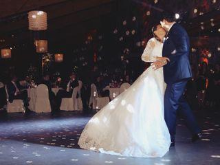 El matrimonio de María Luisa y Claudio 2