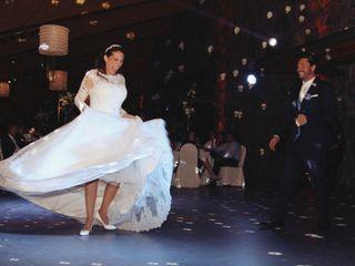 El matrimonio de María Luisa y Claudio 3