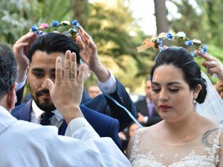 El matrimonio de Guido y Ariadne 2