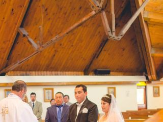 El matrimonio de Jorge y Andrea 2