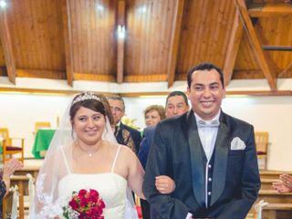 El matrimonio de Jorge y Andrea