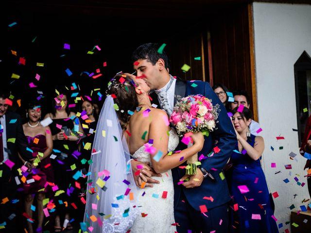 El matrimonio de Yessica y Felipe