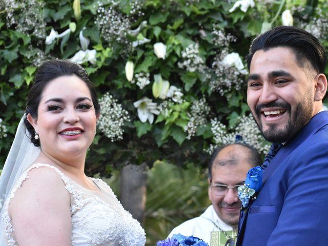 El matrimonio de Ariadne y Guido en Pirque, Cordillera 4