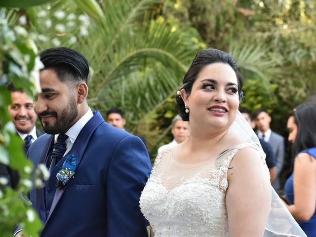 El matrimonio de Ariadne y Guido en Pirque, Cordillera 7