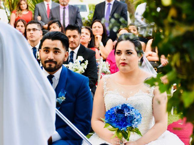 El matrimonio de Ariadne y Guido en Pirque, Cordillera 11