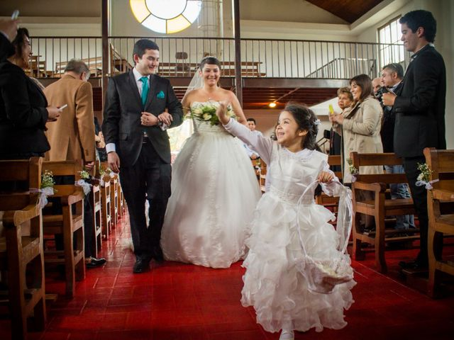 El matrimonio de Juan y Fernanda en Buin, Maipo 15