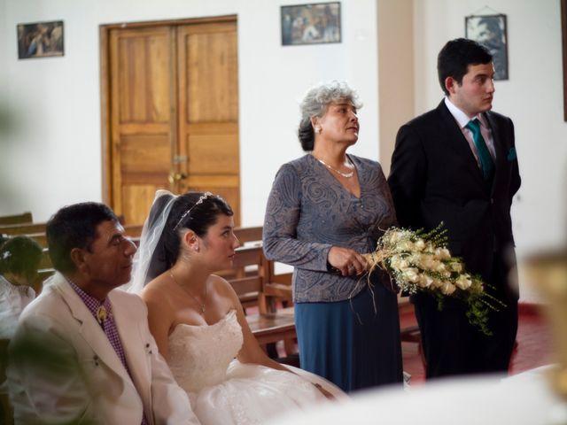 El matrimonio de Juan y Fernanda en Buin, Maipo 16