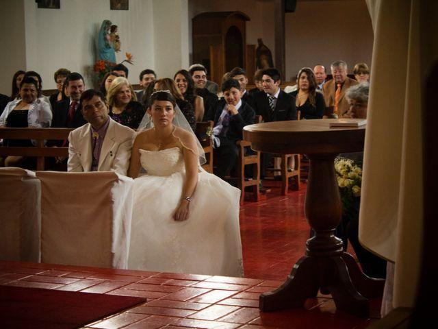 El matrimonio de Juan y Fernanda en Buin, Maipo 17