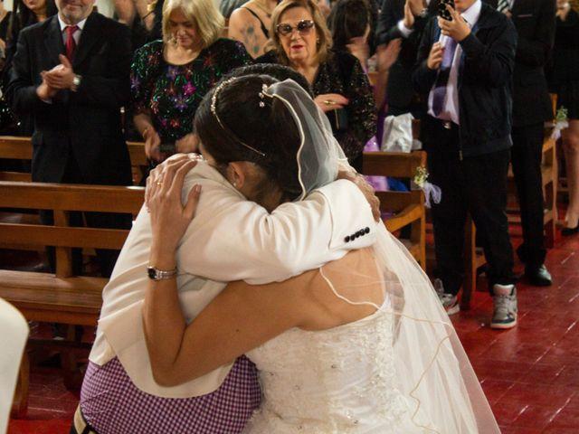 El matrimonio de Juan y Fernanda en Buin, Maipo 21