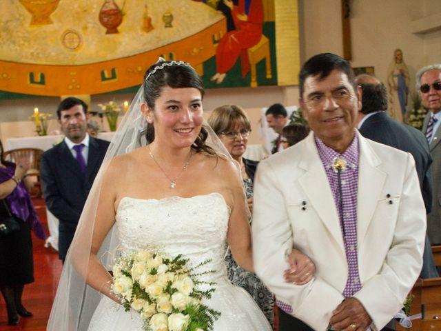 El matrimonio de Juan y Fernanda en Buin, Maipo 22