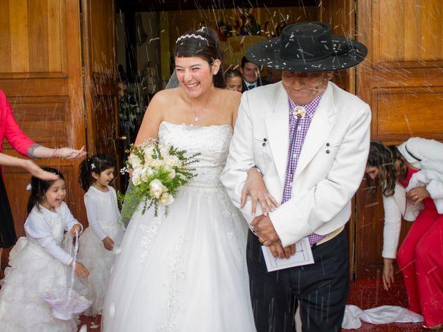 El matrimonio de Juan y Fernanda en Buin, Maipo 23