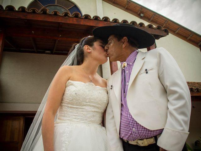 El matrimonio de Juan y Fernanda en Buin, Maipo 25