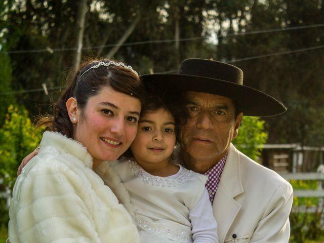 El matrimonio de Juan y Fernanda en Buin, Maipo 27