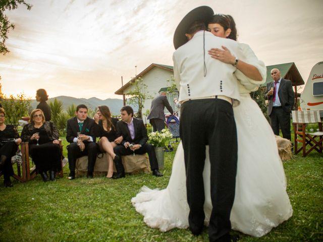 El matrimonio de Juan y Fernanda en Buin, Maipo 28