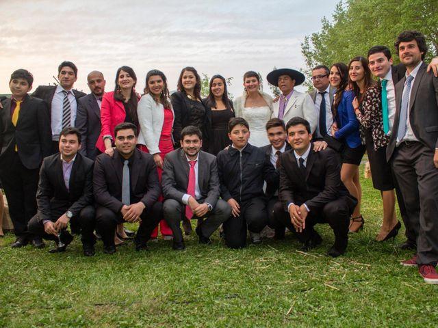 El matrimonio de Juan y Fernanda en Buin, Maipo 29