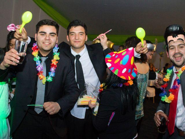 El matrimonio de Juan y Fernanda en Buin, Maipo 35