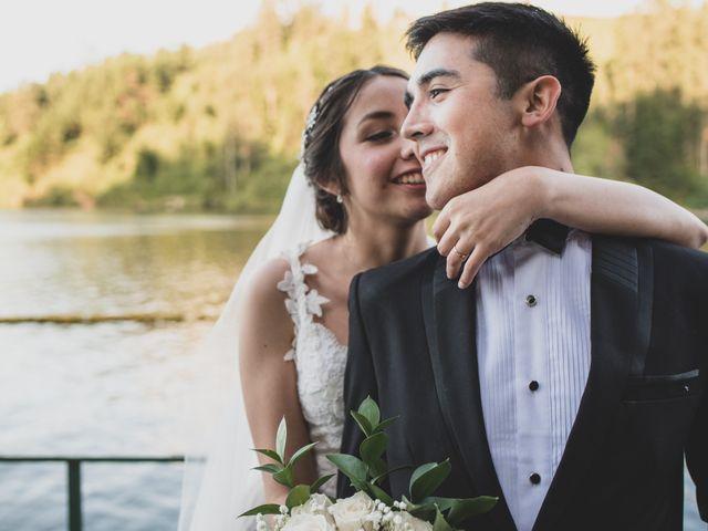 El matrimonio de Elias y Tania