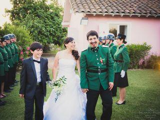 El matrimonio de Débora y Nelson 2
