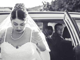 El matrimonio de Isabel y Rodrigo 3