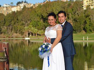 El matrimonio de Agustina y Cristian