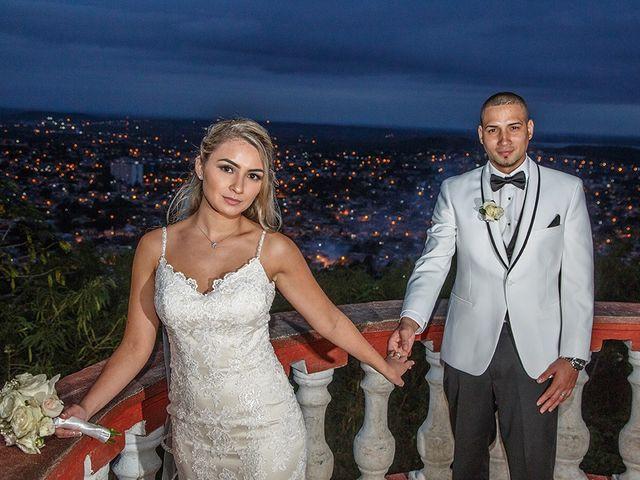 El matrimonio de Camila y Jorge
