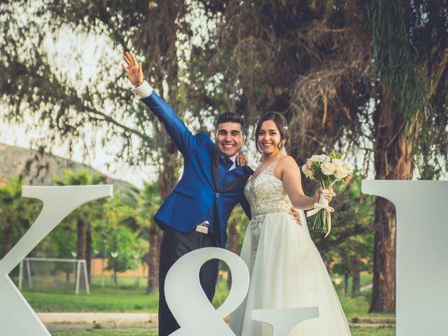 El matrimonio de Katherine y Rodrigo