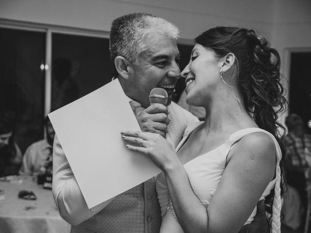 El matrimonio de Magda y Gªino
