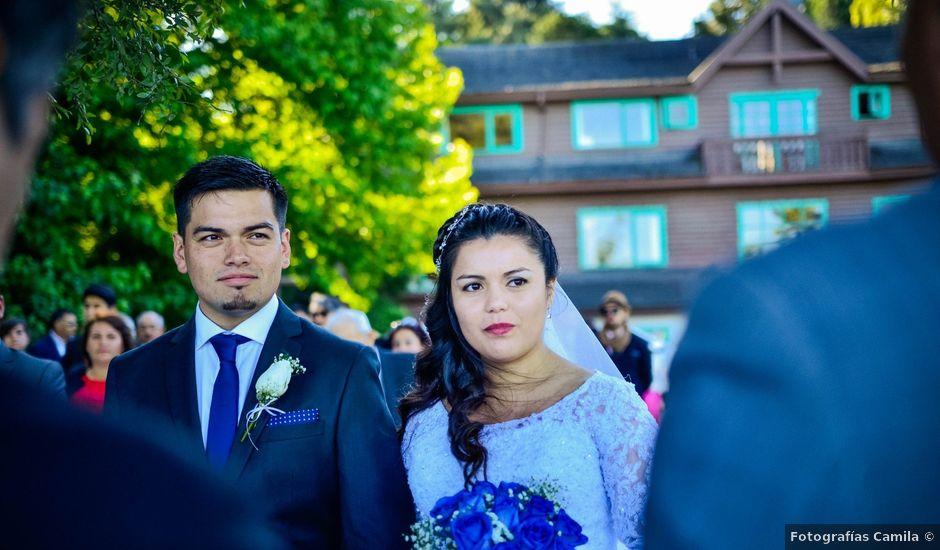 El matrimonio de Jonathan y Cindy en Frutillar, Llanquihue