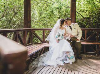 El matrimonio de Pablo y Yenny