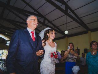 El matrimonio de María Paz y Ignacio 2