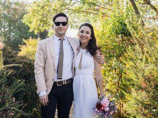 El matrimonio de Pilar y Tomás 1