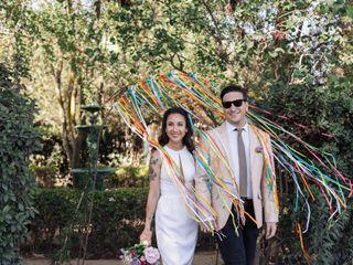 El matrimonio de Pilar y Tomás