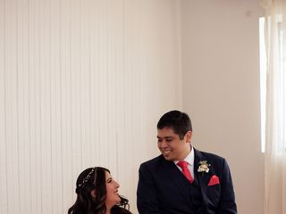 El matrimonio de Camila y Iván  3
