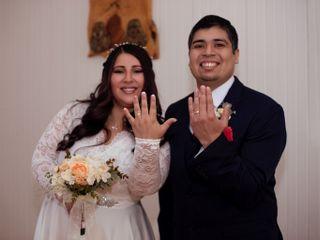 El matrimonio de Camila y Iván