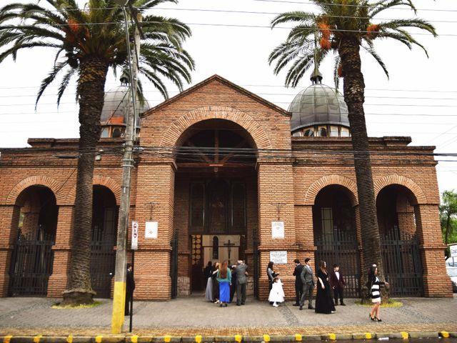 El matrimonio de Alexis y Cecilia en Curicó, Curicó 1
