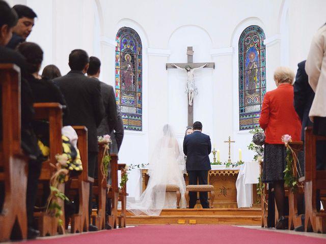 El matrimonio de Alexis y Cecilia en Curicó, Curicó 2