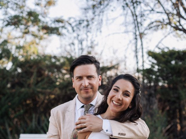 El matrimonio de Tomás y Pilar en Paine, Maipo 4