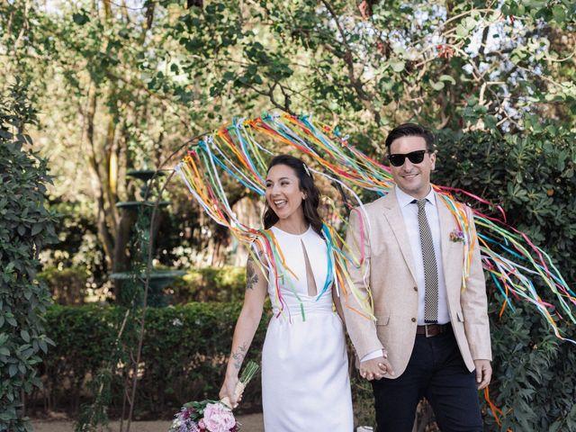 El matrimonio de Tomás y Pilar en Paine, Maipo 1