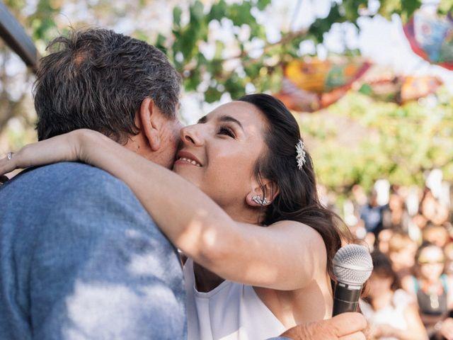 El matrimonio de Tomás y Pilar en Paine, Maipo 15